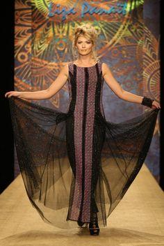 Liza Panait - Tull dress