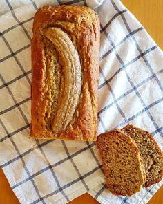 Quem quer banana bread? A receita está lá no blogue