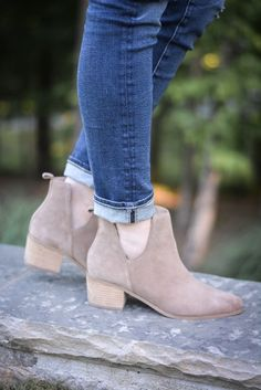 Cutout Booties for Spring and Summer | Blogger Style