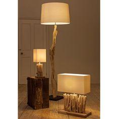 Isra Driftwood Floor Lamp | Myakka
