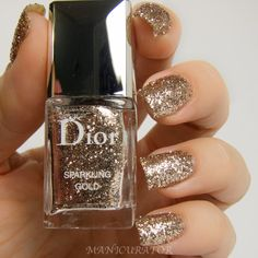 manicurator: Dior Sparkling Powders 2013 Swatch and Review