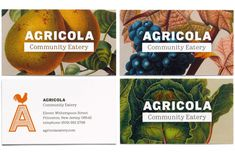 29 Beautiful, Unique Business Cards (design credits listed in post)