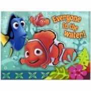 Finding Nemo Coral reef invitations w/ Envelopes