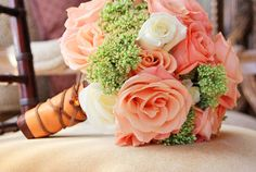 Gorgeous bouquet! Flowers: Karen Tran Florals #wedding #flowers