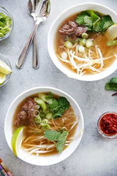 Skip To RecipeI have been wanting to make my own Beef Pho for a long time now and I must say, I …