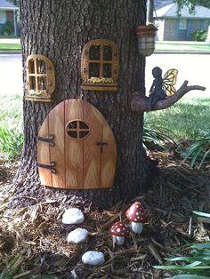 Fabulous diy fairy garden ideas (69)