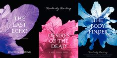 The Body Finder Series by Kimberly Derting: About a girl's unique ability, the…