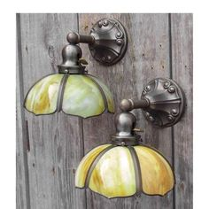 Sharing is caring!  L15077 - Pair of Antique Revival Period Bent Panel Sconces #https://www.pinterest.com/munlimited/