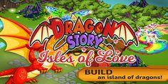 Dragon Story Isles Of Love Triche Astuce Or et Pièces Illimite - http://jeuxtricheastuce.com/dragon-story-isles-of-love-triche/