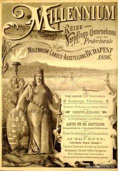 Millenium Reise Verpflegs-Unternehmen, 1896