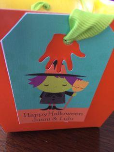 #halloweenparty 2014 Juani Y Lulu