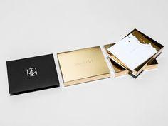 — Mackelli by La Tortillería | A Creative Company / Gold Metallic Box.