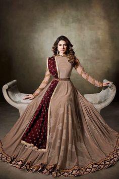 Coutures service Salwar Kameez anarakali costumes mesure diagramme point de charge
