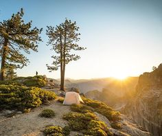 Sunrises are always easier to remember. This one in particular was my favorite memory of Summer. Backpacking through the Sierra High country.  What was yours?