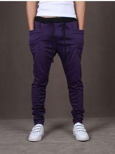4891503a женские штаны с накладными карманами продажа Мужские Спортивные Штаны,  Мужские Jogger Брюки, Длинные Брюки