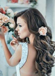 quinceanera hairstyles for damas #prom hair