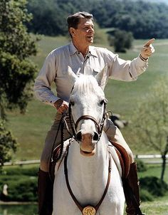 President Reagan Birthday February 6th