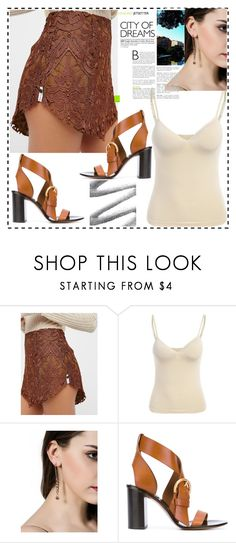 """""""Bez naslova #120"""" by lili-876 ❤ liked on Polyvore featuring Malabar and Chloé"""