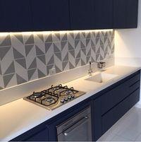 Projeto Gama interiores com Lurca Azulejos