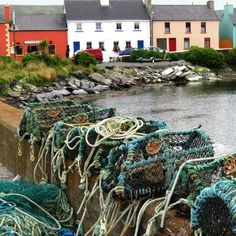 The fishing village of Portmagee in County Kerry is Ireland's overall tourist town winner!  The town boasts a great community spirit. The local Community Hall is used extensively all year round to facilitate the expectations of visitors and locals. you will find the local Skellig Experience Interpretative Centre (a unisco world heritage site) as well as the attraction of local wildlife, cliff walks, flora and fauna and landscapes.