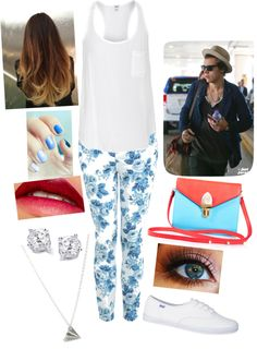 """A day with Harry"" by ligia-frecita ❤ liked on Polyvore"