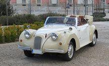 Categoría 2: Descapotables Rolls Royce, Morgan y Hurtan. Precio de 500 € a 600 €, según temporada