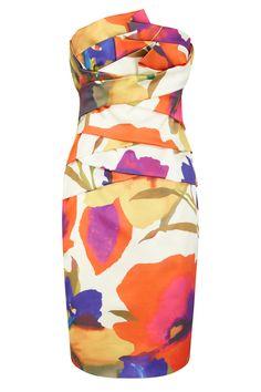 Betony dress// floral//