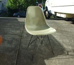 eames upholstered shell chair restore shell