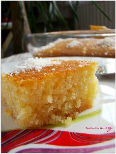 Turkish Recipes, Ethnic Recipes, Middle Eastern Desserts, Turkish Sweets, Cute Food, Cornbread, Vanilla Cake, Macaroni And Cheese, Deserts