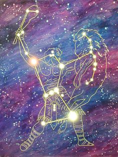 i always said i owned the belt n its my star because when u connect it to the stars on his sward  it makes a flipped 7 n didnt even know it was the Orion....hummm.