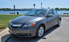 Acura's first hybrid, the ILX