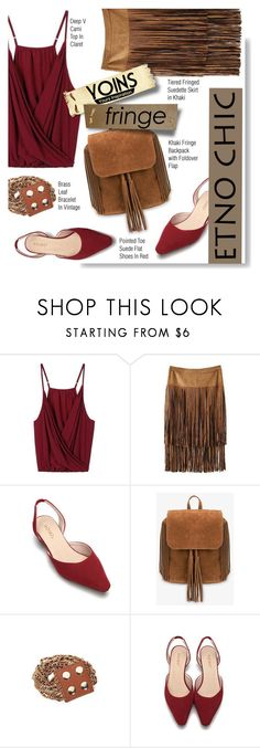 """Etno Chic Outfit at Yoins.com"" by serepunky ❤ liked on Polyvore"