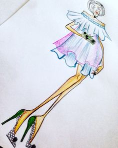 Sketch by Nasty Youdova