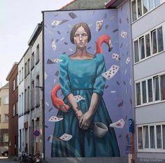 Street Art by Milu Correch