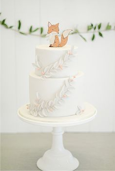 Peaceofcake ♥ Sweet Design: Mr. Fox Party • Festa Mr. Fox
