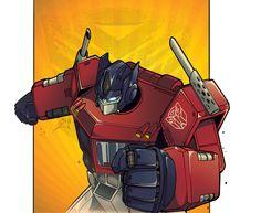 """I'm Optimus Prime"" by morphews on DeviantArt"