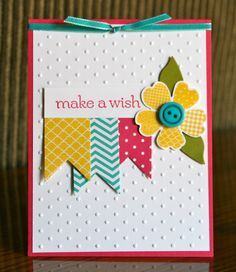 stampin up flower shop - Google Search