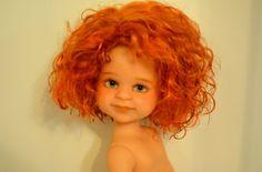 Очаровательный рыжик . Переделка Клепы от Paola Reina / Игровые куклы / Шопик. Продать купить куклу / Бэйбики. Куклы фото. Одежда для кукол