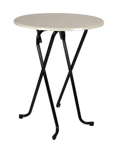 Cadix Coffeetable Metal Base Wooden Top Habitat - Couchtisch Lorraine