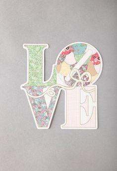 iheartprintsandpatterns: Valentine's Day - Typo
