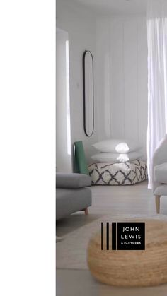 Shop for Room for Wellbeingfrom our Furniture & Lights range at John Lewis & Partners. Meditation Room Decor, Meditation Space, Living Room John Lewis, Bean Bag Pouffe, Home Yoga Room, Miller Homes, Dyi, Decorate Your Room, Floor Cushions