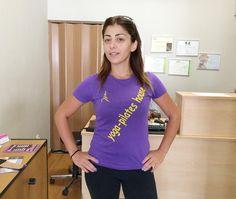 YOGAPILATESHOUSE: Το καινούριο μπλουζάκι του yoga pilates house
