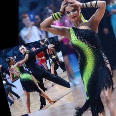 🎁 FREE SHIPPING 🚚 🛒 Order on the website www.ddressing.com - - - #ballroom #dress #standartdress #fashion Ballroom Dresses For Sale, Dance Costumes, Dance Wear, Dancer, Dressing, Free Shipping, Website, Green, Black