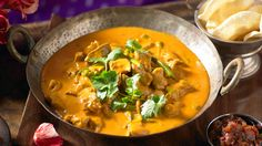 Lamb korma :: Woman's Day Magazine Mobile