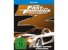 The Fast and the Furious: Tokyo Drift - MM/Saturn exklusiv (Steelbook)