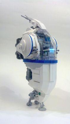 GIDEON MkII #flickr #LEGO #space #MOC