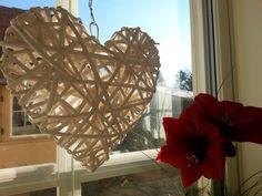 Mit viel Liebe gebaut, mit viel Liebe wohnlich eingerichtet ;-)