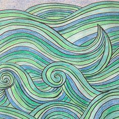 #mindfulnesscolouringbook#emmafarrarons#wave#wellen#water#wasser#pattern#muster#art#kunst#artwork#paperlove#illustration#drawing#coloring#ausmalen#zeichnung#mindfulness#happiness#joy#antistress#meditation#achtsamkeit#freude#dasachtsamkeitsmalbuch#achtsamkeitsmalbuch#erwachsenenmalbuch#adultcoloringbook#happinez#mindstylemagazine