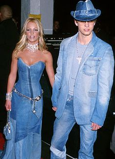 britney spears denim (and/ or JT!)