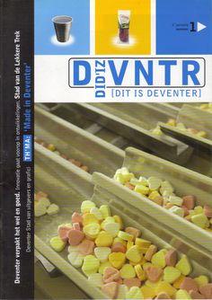 Magazine Dit is Deventer. Bijdragen: gevarieerde artikelen
